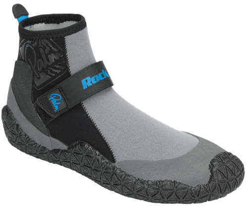 Palm Rock Shoe Black/Grey